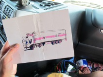 dessin camion