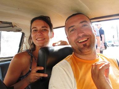 Zoram et Aurélie