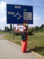 Brno rond point