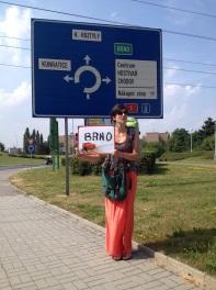 Brno rond point