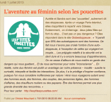 Blog de Christel Mouchard