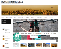 Istanbul portrait chinois
