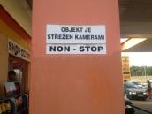 Non Stop essence