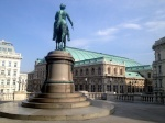 Vienne statue