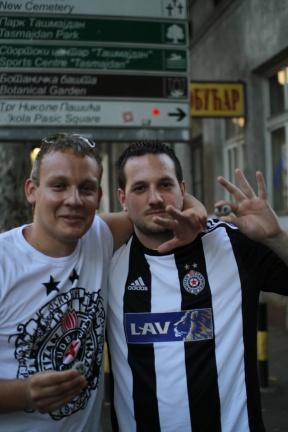 Dragan et Vladimir