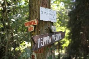 Pancartes serbe