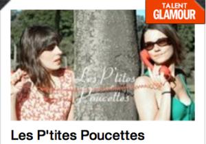 Talent Glamour Ptites Poucettes