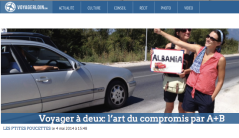 Article Voyager Loin