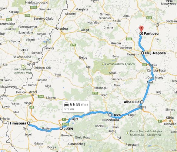 Google-map-timisoara-panticeu