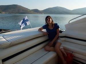 Sandra yacht