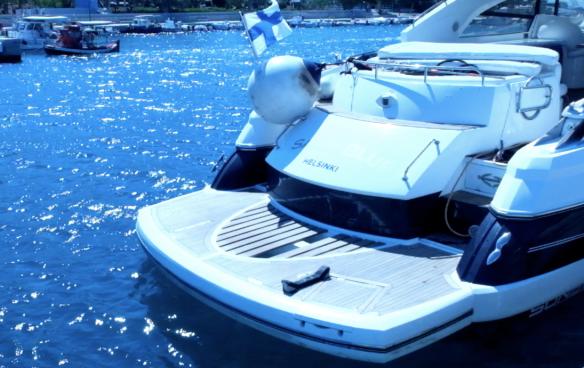 yacht Helsinki